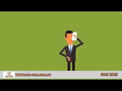 Air-con.com.sg - Video