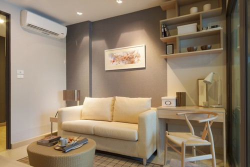 Does Aircon Consume More Energy If The Area Is Big?